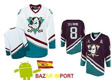 CAMISETA NHL ANAHEIM DUCKS NHL HOCKEY HIELO SELLANE -TODAS LAS TALLAS Y DORSALES