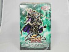 Yugioh Spellcaster's Command Structure Deck New Factory Sealed