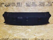 16 17 DODGE CHALLENGER SRT Interior Rear Body Package Tray Trim  OEM 12K