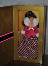 Barbie Collector Doll Avon Special Edition 1996 Winter Rhapsody 16873 NEW