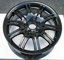 Satin Black Powder Coat Semi Gloss Black Powder Paint New 1lb