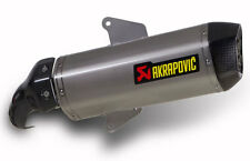 S‐A8SO2‐HWSS SCARICO AKRAPOVIC GILERA GP 800 08-15