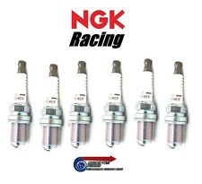 Set 6x Colder NGK V-Power Racing Spark Plugs HR7 For R32 GTS-T Skyline RB20DET