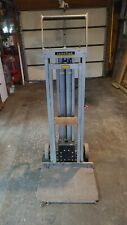 Lectro Truck Lta4512E Stair Climbing System Used No Battery Please Read!