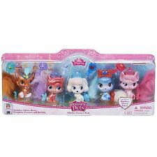 Disney Princess 31740 Palace Pets Furry Tail Friends (5 Pack) - Fast postage