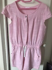 Girls Next All In One Shorts Jumpsuit Age 9