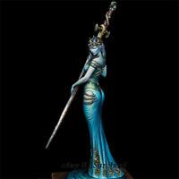 1/24 Resin Kits Lake Female vampire Model Figure GK Unpainted