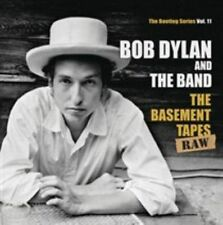 Bob Dylan and The Band The Basement Tapes Raw The Bootleg Series Vol. 11  2CD