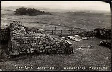 "Postcard - Northumberland - East Gate, ""Borcociyus"" Housesteads"