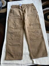 mens carhartt pants 38x30 #1887A