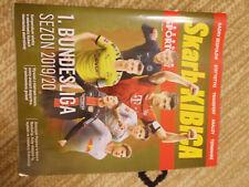 NEW Guide football 1.Bundesliga  season 2019-2020 preview Germany