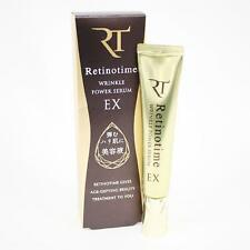 From Jpn Retinotime Wrinkle power serum Ex 30g / with Tracking!