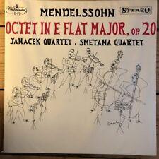 WST 14082 Mendelssohn Octet Op. 20 / Janacek & Smetana Quartets