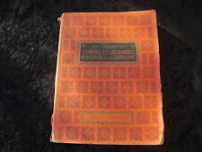CONTES et LEGENDES d'ALSACE et de LORRAINE par J.M. ROUSSEAU - Edit. CASTERMAN
