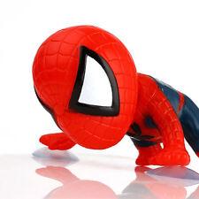 1pc Car Cute Spiderman Spider Man Toy Climbing Window Sucker Doll Decoration