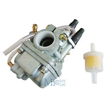 Carburetor & Oil Filter Fits For Yamaha PW80 PW 80 1983-2006 Dirt Bike Carb New
