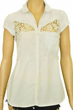Free People Women's 100% Cotton Casual Tops & Blouses
