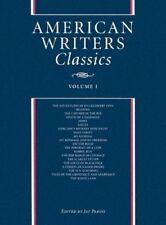 1: American Writers: Classics
