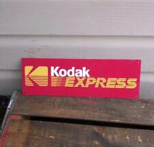 Kodak Camera 4 X 12 metal sign photography vintage advertising 50112