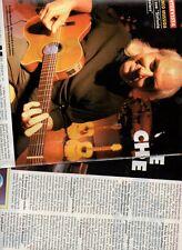 SP85 Clipping-Ritaglio 1998 Franco Mussida Dieci cento mille chitarre