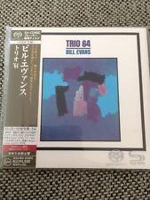 SHM SACD Bill Evans - Trio 64 Universal Japan NEU MINT