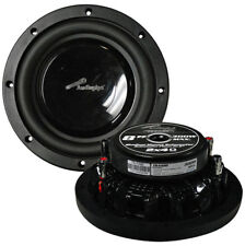 """Audiopipe 8"""" Shallow Mount Car Subwoofer (1) 300W Max 4 Ohm DVC TSFA80"""