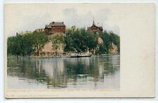 Soldiers Home Minnehaha Creek Mississippi River Minneapolis Minnesota postcard