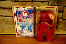 Ronald McDonald House Charities Millennium The Bear Rare NIB Ty Beanie Baby