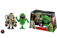 "Ghostbusters - Venkman & Slimer 10cm(4"") Metals 2 Pack Wave 1"