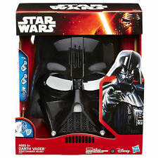 NEW- Star Wars Darth Vader Voice Changer Electronic Talking Changing Helmet Mask