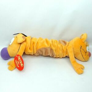 Nickelodeon Cat Dog plush soft toy Applause Vintage 1990s