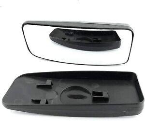 Door Mirror Glass for Mercedes Sprinter 2006 to 2011 Blind Spot Mirror Left