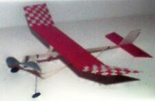 IMP, Model Airplane Kit, Rubber, Free Flight, FF83LC, Easy Sport, laser cut
