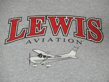 LEVI'S Luftfahrt - M - Grau T-Shirt C1498