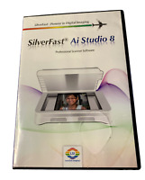SilverFast Ai Studio 8 Professional Scanner Software New Sealed