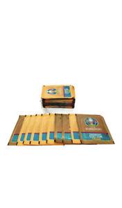 Panini UEFA Euro 2020 Tournament Edition Sticker Collection x 50 Packs