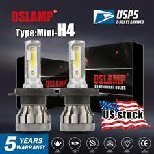 H4 HB2 9003 1500W 225000LM COB LED Headlight Kit Hi/Lo Power Bulb 6000K Replace