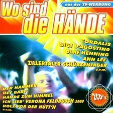Wo sind die Hände-Die aktuellen Hits der Mallorca-DJ's | 2 CD | Chris Marlow,...