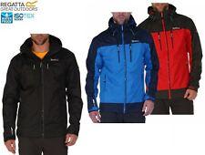 Regatta Mens Calderdale ll Waterproof Windproof Walking Shell Rain Jacket Coat