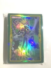 27787 Yugioh Yu-Gi-Oh Card Sleeve(60) ver LINK VRAINS BOX Green Playmaker