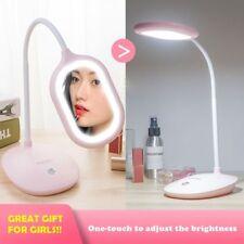 Multifunktionale Schönheit Make-Up Spiegel mit Eingebaut LED Lampe für Kosmetik