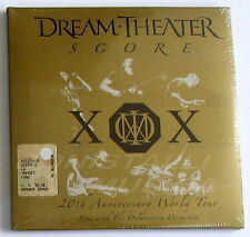 DREAM THEATER - SCORE - 3 x CD Sigillato