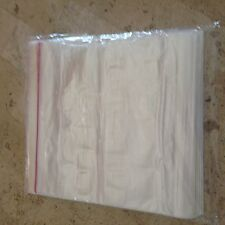 200-Pack Elkay Plastics PSB1083 1.25 mil Co-Extruded Lip and Tape Resealable New