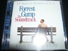 Forrest Gump Original Special Collectors Edition The Soundtrack 2 CD - New