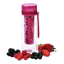 Offiziell Polar Gear Aqua Flow Fruit Infuser Bottle 650ml Berry Red