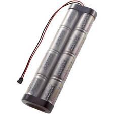 Batteria ricaricabile per trasmettitore nimh 9.6 v 2400 mah conrad energy stick