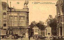 ANVERS Antwerpen Belgien 1933 Carte Postale CPA Jardin Zoologique Zoo Tierpark