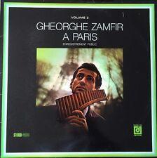 Gheorghe Zamfir à Paris - Vol. 2 - Vinyl LP 33T