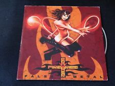 Brother Firetribe - False Metal (PROMO CD) NIGHTWISH LEVERAGE CASHMIR