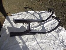 Yamaha XS650 XS 650 OEM 2in2 Exhaust System Header Muffler Complete Set